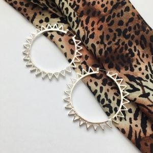 Jewelry - STELLA Hoops - SLV BOUTIQUE